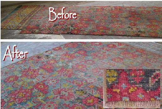 The End Result Was A 5 X 8 Fun Lively Rug That Not Only Suited Room But Kitty S Exuberant Artistic Personality