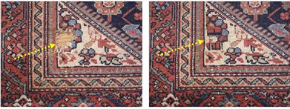 Oriental Rug Cleaning Repair